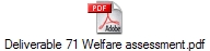 Deliverable 71 Welfare assessment.pdf